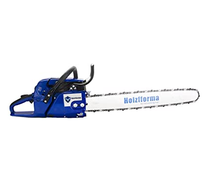 Farmertec Holzfforma 72cc Blue Thunder G388 Gasoline Chain Saw Power Head  Only Without Guide Bar and Saw Chain All Parts are Compatible with 038 038