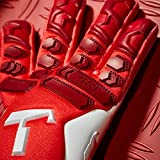 T1TAN White-Out 2.0Red Beast 2.0 Soccer Goalie