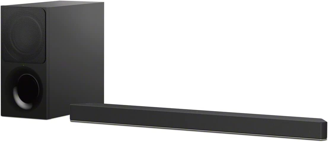 Sony HT-X9000F Soundbar with Wireless Subwoofer X9000F 2.1ch Dolby Atmos Sound Bar and Subwoofer – Home Theater Surround Sound Speaker System for TV – Bluetooth and HDMI Arc Compatible Bar