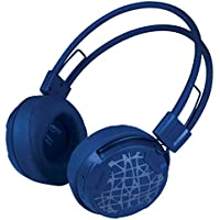ARCTIC P604 Wireless (Blue), Dynamic Bluetooth 4.0 Headphones, On-Ear Design with Smart Control and Integrated Microphone, 30 Hours Battery Life