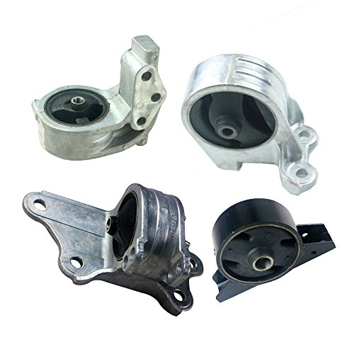 Front Right Rear Engine Motor Transmission Mount Kit Fit for Mitsubishi Eclipse 3.0L 2000-2005 Auto - Engine 2005 Chrysler Motor Sebring