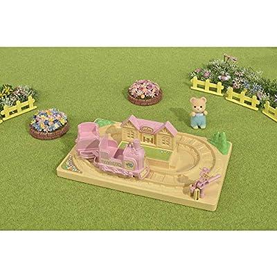 Calico Critters : Baby Choo-Choo Train: Toys & Games
