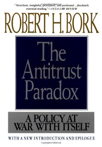 robert bork antitrust buyer's guide for 2020
