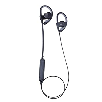 CCYOO Auriculares Auriculares Inalámbricos Sport In Ear Auriculares Bluetooth AWEI Il98bl,Gray