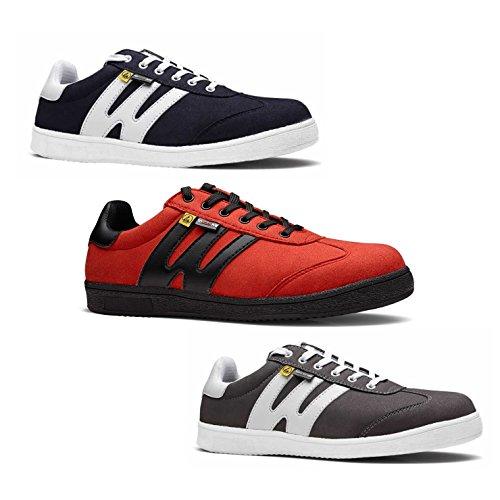 To Work For Ghost S3 SRC ESD Sneaker Sicherheitsschuh - grau - Größe 44