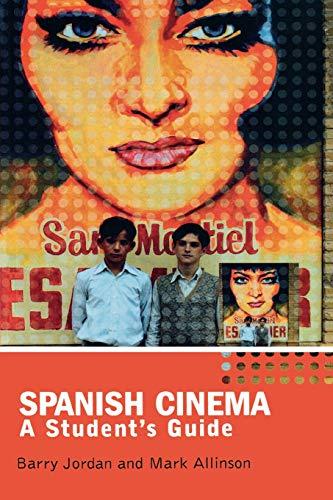 Spanish Cinema: A Student's Guide (Hodder Arnold...