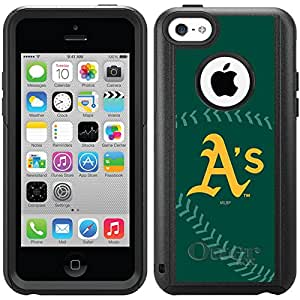 amazon iphone 5c coveroo oakland athletics stitch design phone 10063