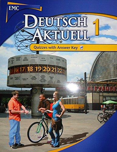 Duetsch Aktuell 1 Quizzes with Answer Key (Deutsch Aktuell)