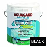 Aquagard Waterbased Anti-Fouling Bottom Paint - 1Gal - Black