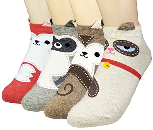 Product Image of the Sweet Animal Socks