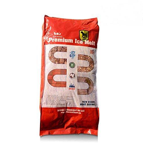 DANDO 25 lbs. Premium Ice Melt Pet Safe by DANDO