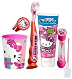 Hello Kitty Inspired 5pc Bright Smile Oral
