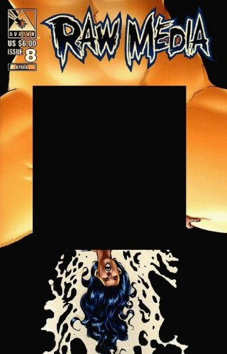 Download Raw Media Issue 8 Ayala Nude Variant Cover (Avatar) ebook