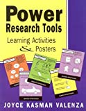 img - for Power Research Tools by Valenza Joyce Kasman (2002-10-01) Paperback book / textbook / text book