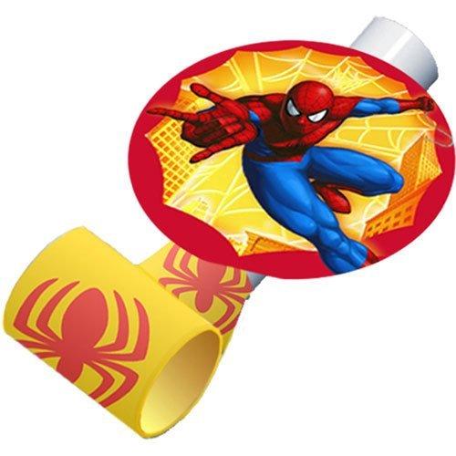 Hallmark Spider-Man Spider-Sense Blowouts - 8 (Spider Sense Spider Man Costume)