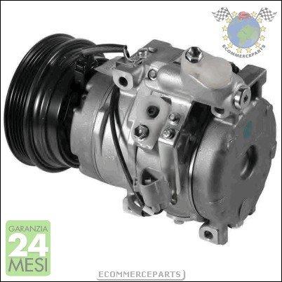 CCO Compresor Aire Acondicionado SIDAT Toyota RAV 4 II Diesel: Amazon.es: Coche y moto