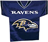 NFL Baltimore Ravens Jersey Banner (34-by-30-Inch/2-Sided)