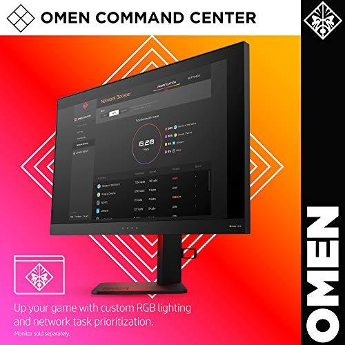 OMEN by HP Obelisk Gaming Desktop Computer, 9th Generation Intel Core i9-9900K Processor, NVIDIA GeForce RTX 2080 SUPER 8 GB, HyperX 32 GB RAM, 1 TB SSD, VR Ready, Windows 10 Home (875-1023, Black) 10