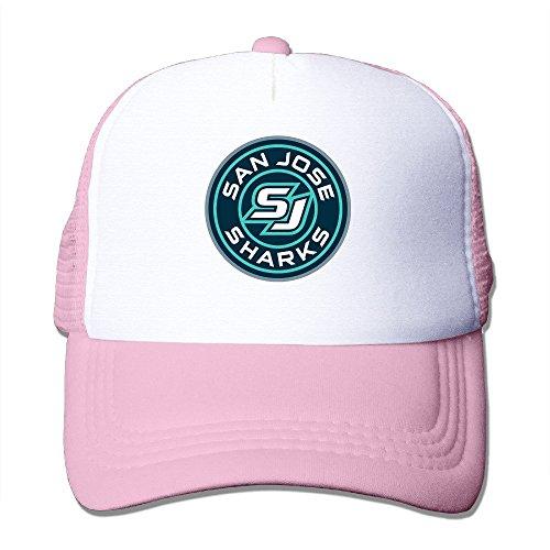 Texhood Sharks Roundel Logo Geek Cap Hat One Size Pink