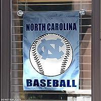 UNC Tar Heels Baseball Garden Flag and Yard Banner