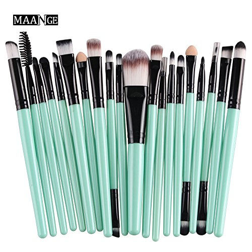 Cinidy 20 pcs Makeup Brush Set tools Make-up Toiletry Kit Wo