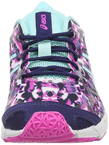 Asics Tri de Gel Aqua Zapatillas Hyper Pink Splash 3567 Navy Mujer Rosa Running Glow rxZwIxd