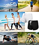 """Ouber Mens Workout Bodybuilding Shorts 3"""" Inseam"""