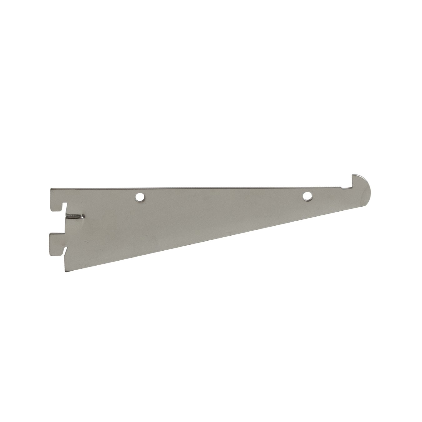 Econoco Tap-in Style Shelf Bracket, 6'' (Pack of 25)