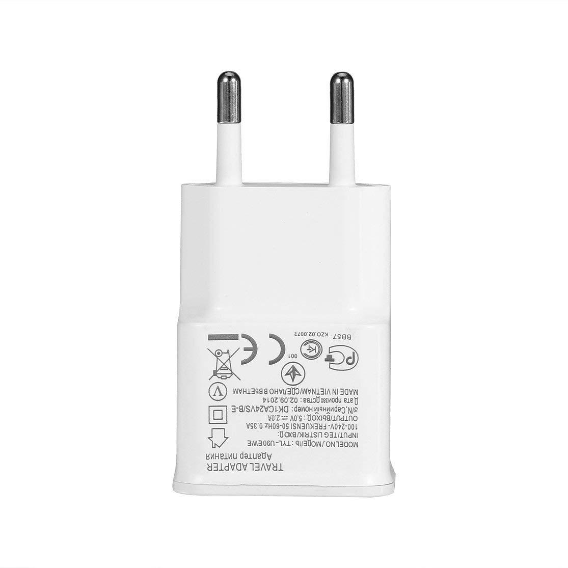 LouiseEvel215 Hei/ßer USB Wand eu ladeger/ät Adapter f/ür samsumg Galaxy Series 7100 s3 s4 i9500 neueste Ankunft handys zubeh/ör