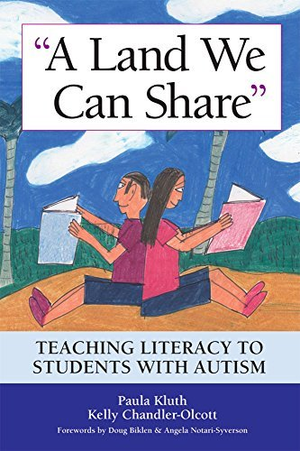 Land We Can Share: Teaching Literacy to Students with Autism by Paula Kluth Ph.D. - Mall Shopping Chandler