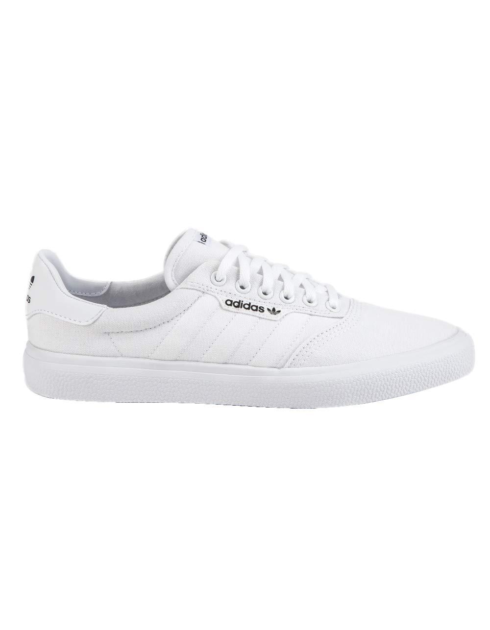 online store a8831 51ee3 Galleon - Adidas Originals 3 MC Skate Shoe WhiteGold Metallic, 10 M US