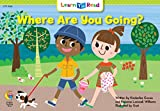 Where Are You Going?, Kimberlee Graves and Rozanne Lanczak Williams, 091611936X
