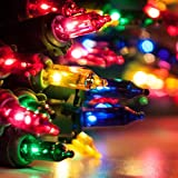 Holiday Joy - 300 Count Multi-Color Green Wire