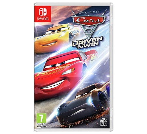 Cars 3: Driven to Win (Nintendo Switch) (Best Nintendo Racing Games)