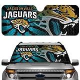 Jacksonville Jaguars Sun Shade Windshield