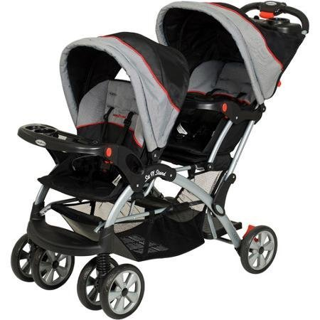 Age For Sit And Stand Stroller - 8