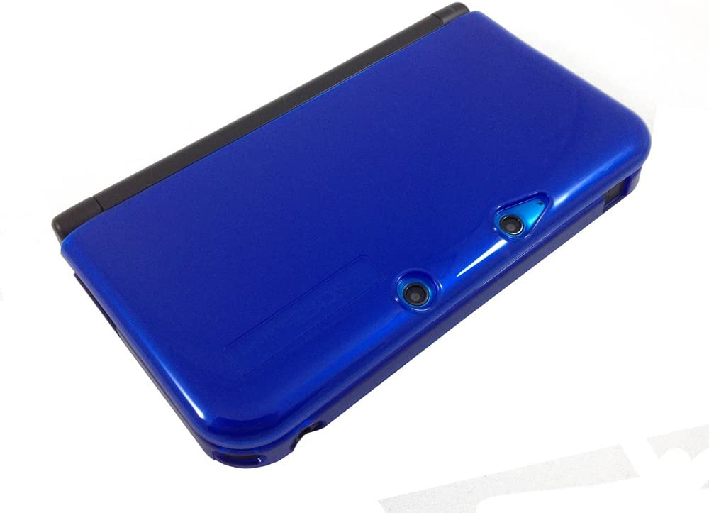 Amazon.com: Nintendo 3DS XL Duraflexi Protector - Blue ...