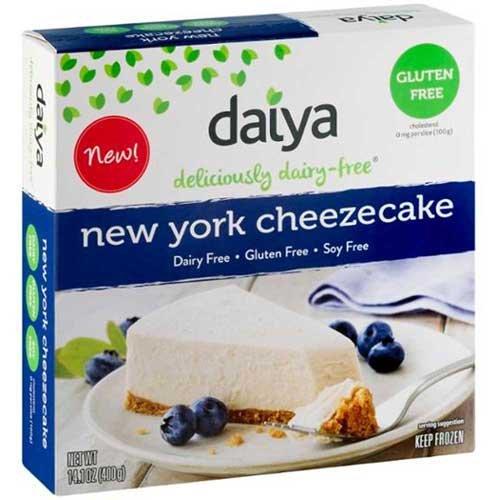 Daiya New York Cheezecake, 14.1 Ounce - 8 per case.
