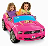 Power Wheels Barbie Ford Mustang, Baby & Kids Zone
