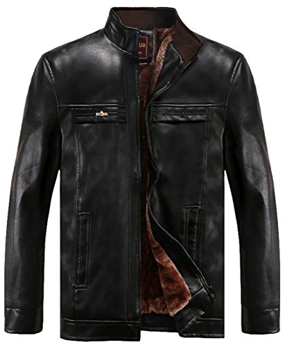 Business Men Leather Jackets - 5