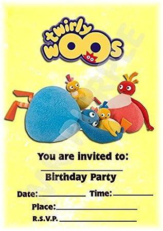 Disney Moana Birthday Party Invites