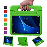 NEWSTYLE Samsung Galaxy Tab A 10.1 Kids Case - Shockproof Light Weight Protection Handle Stand Case for Samsung Galaxy Tab A 10.1 Inch (SM-T580/T585) Tablet 2016 Release (Green) Not Fit Other Models