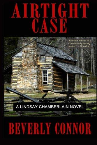 Airtight Case: A Lindsay Chamberlain Novel (Lyndsay Chamberlain Archaeology Mysteries)
