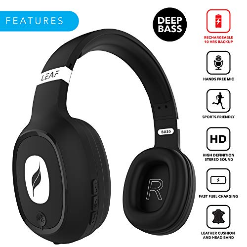 leaf sport headphones