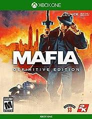 Mafia Definitive Edition - Standard Edition - Xbox One