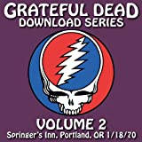 Download Series Vol. 2: 1/18/70 (Springer's Inn, Portland, OR)