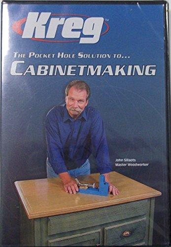 Kreg DB210 Foreman 110-Volt Pocket-Hole Machine, HD Drill Bit, Micro Drill Bit, Kreg Cap , and Cabinetmaking DVD by Kreg (Image #5)