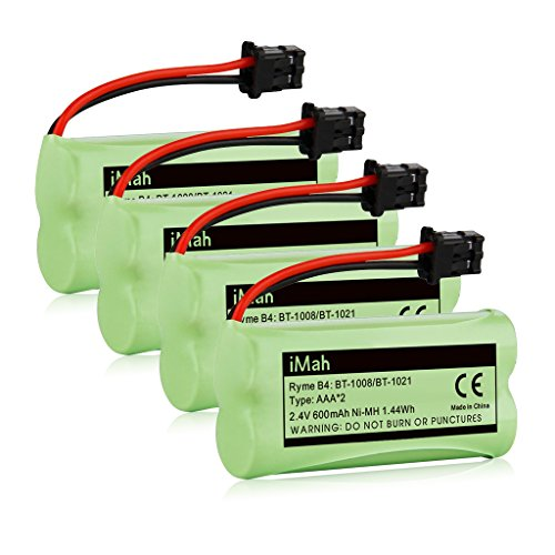 uniden telephone batteries - 9