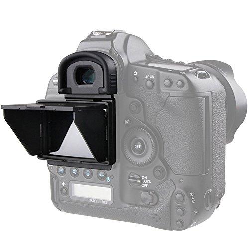 Lcd Hood Pop Up (Sun Shield Pop-up LCD Hood,Sun Shade & Screen Protector for Camera LCD HOOD (Camera LCD HOOD-Canon 1DX/1DX2))