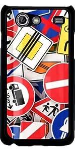 Funda para Samsung Galaxy S Advance (i9070) - Señales De Tráfico Europeo by Carsten Reisinger